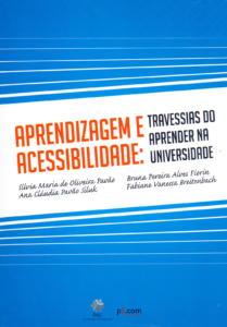Capa do livro Aprendizagem e Acessibilidade