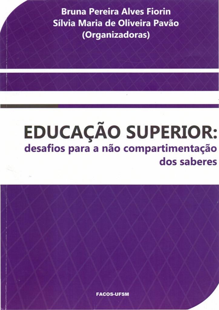 Capa livro Educação Superior