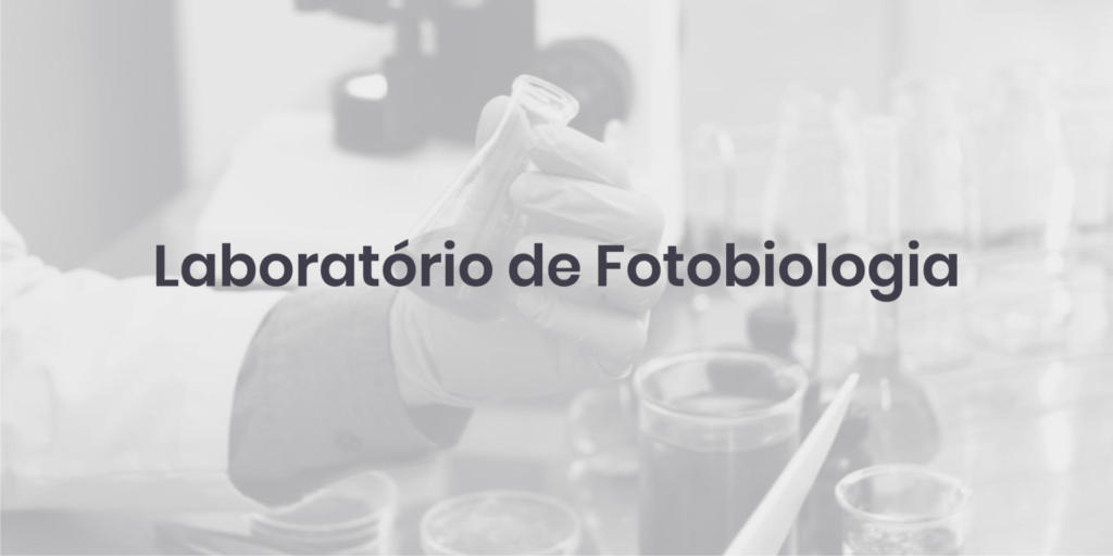 Laboratório de Fotobiologia