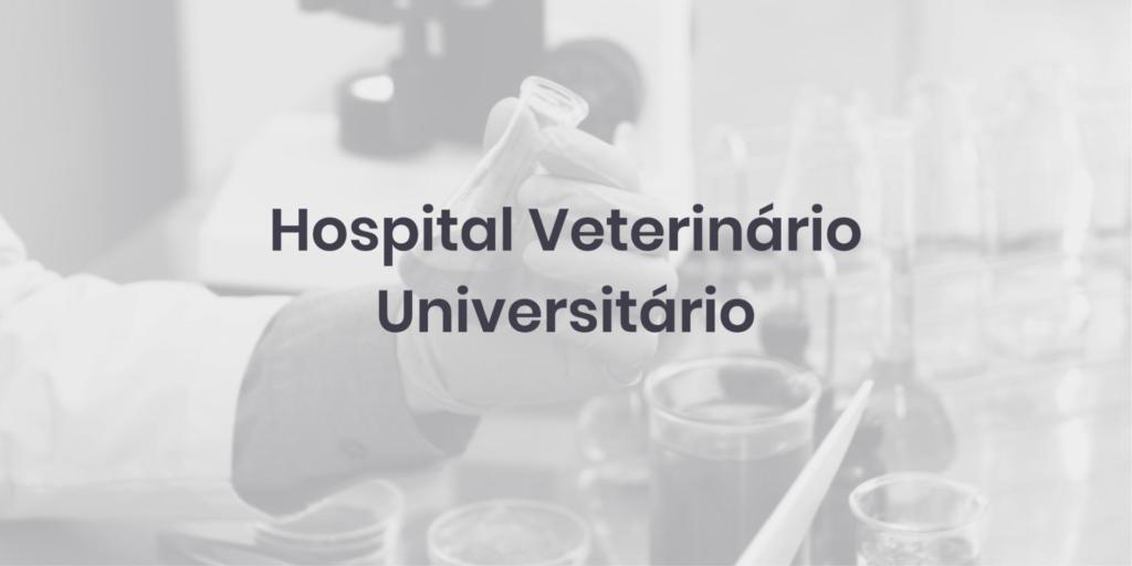 Hospital Veterinário Universitário