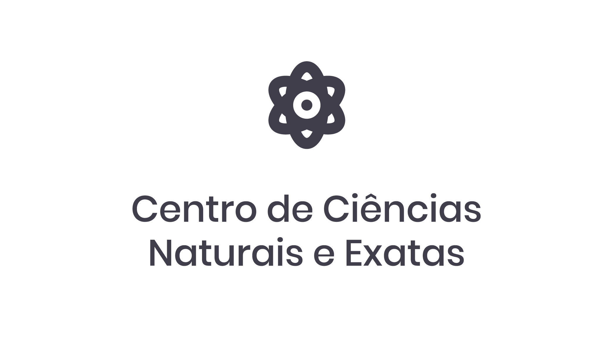 Centro de Ciências Naturais e Exatas