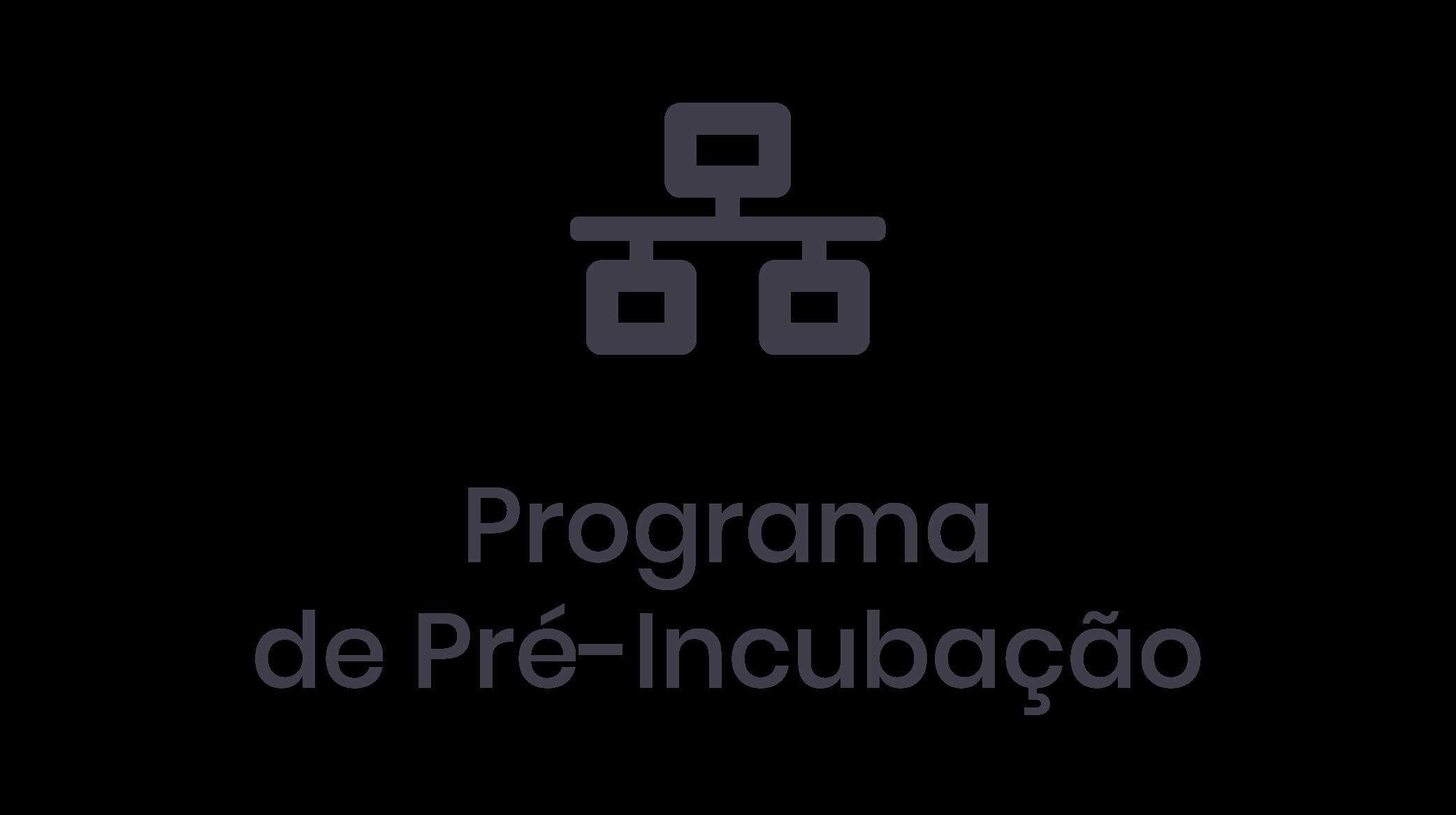 Programa de Pré-Incubação