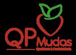 Logo QP Mudas Colorido