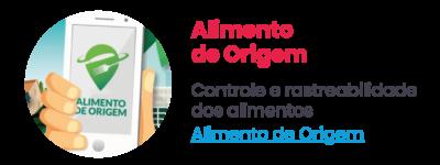 Alimento de Origem - Controle e rastreabilidade dos alimentos. Alimento de Origem