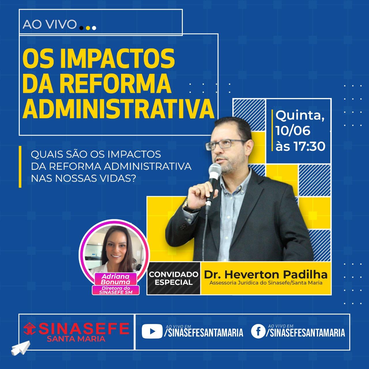 Os impactos da Reforma Administrativa