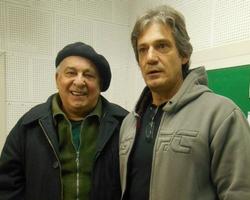 Luiz CArlos Borges e Hilo Paim
