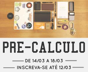 CURSO PRE CALCULO