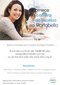 Estagio 2016 Portobello