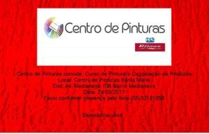 convite centro de pinturas