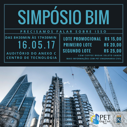 SIMPOSIO BIM PET