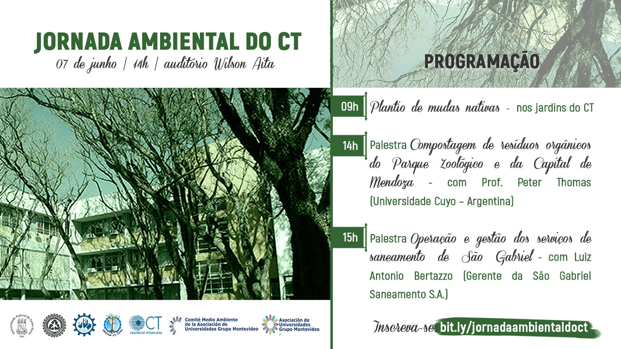 jornada ambiental do CT