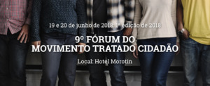 forum movimento tratado cidadao