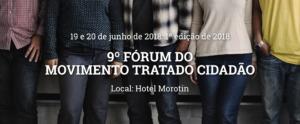forum movimento tratado cidadao