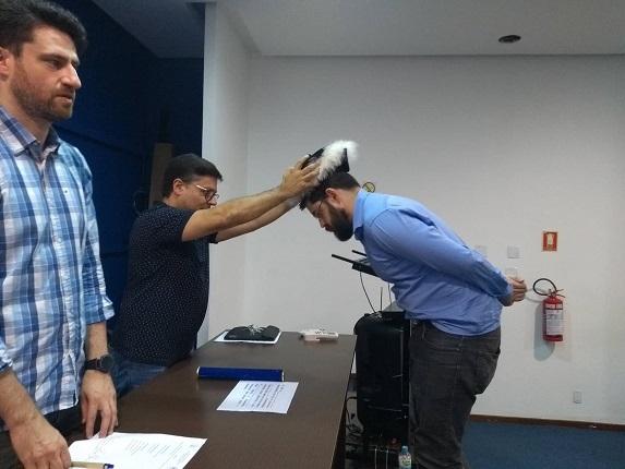 Formatura 2018/2 - Dariano Silva Prates