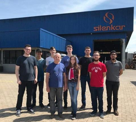 Visita técnica - Silenkar
