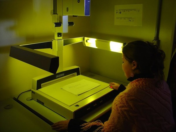 Lab. Reprografia e Microfilmagem 3