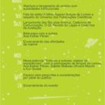 Programação Editasul 2013