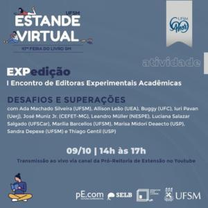 Cartaz do evento Expedição