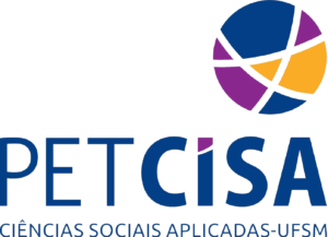 Imagem com o logo do PET CISA