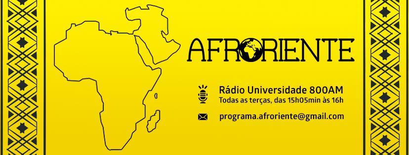 Capa Fanpage AfroOriente