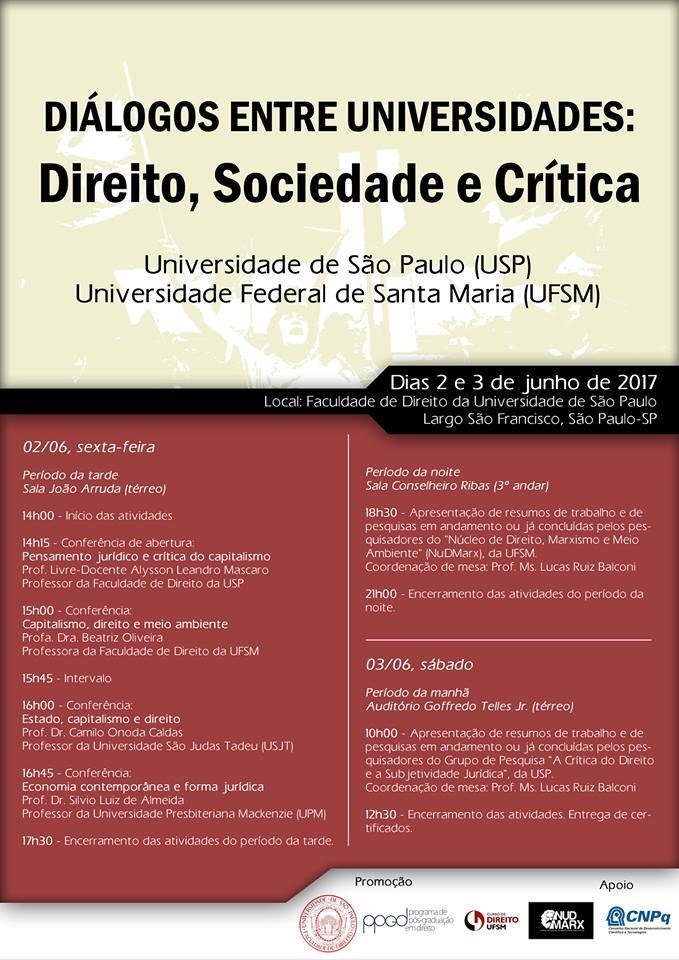 cartaz USP