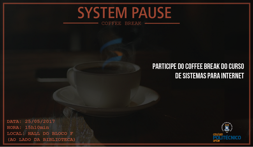System Pause 2505 banner