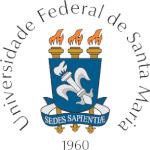 Logo da entidade realizadora do evento (Universidade Federal de Santa Maria - UFSM).