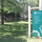 Foto do Jardim Botânico da Universidade Federal de Santa Maria (UFSM)