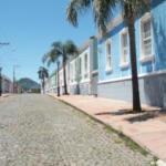 Foto da Vila Belga em Santa Maria