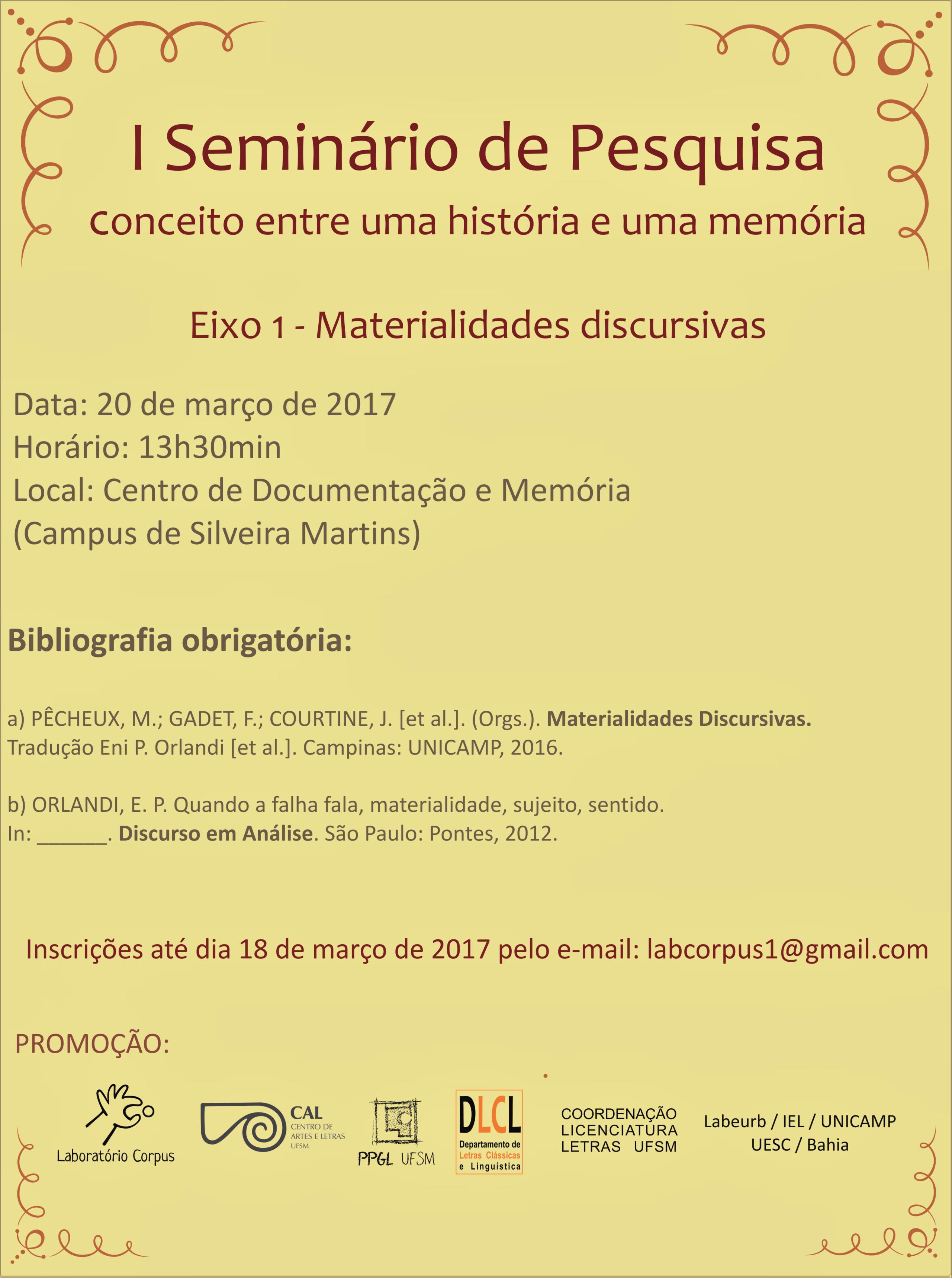 cartaz 2017 seminário