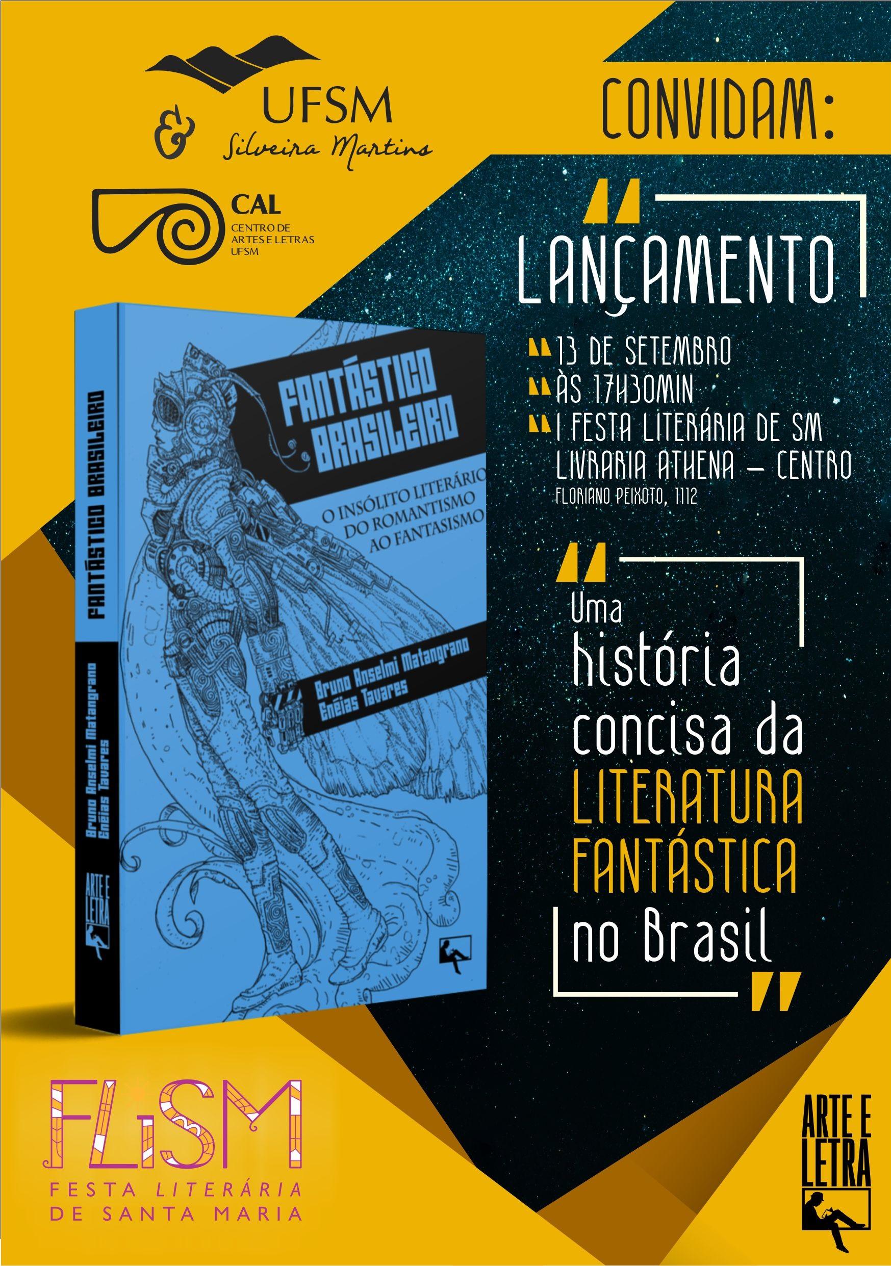 Lançamento Fantástico Brasileiro