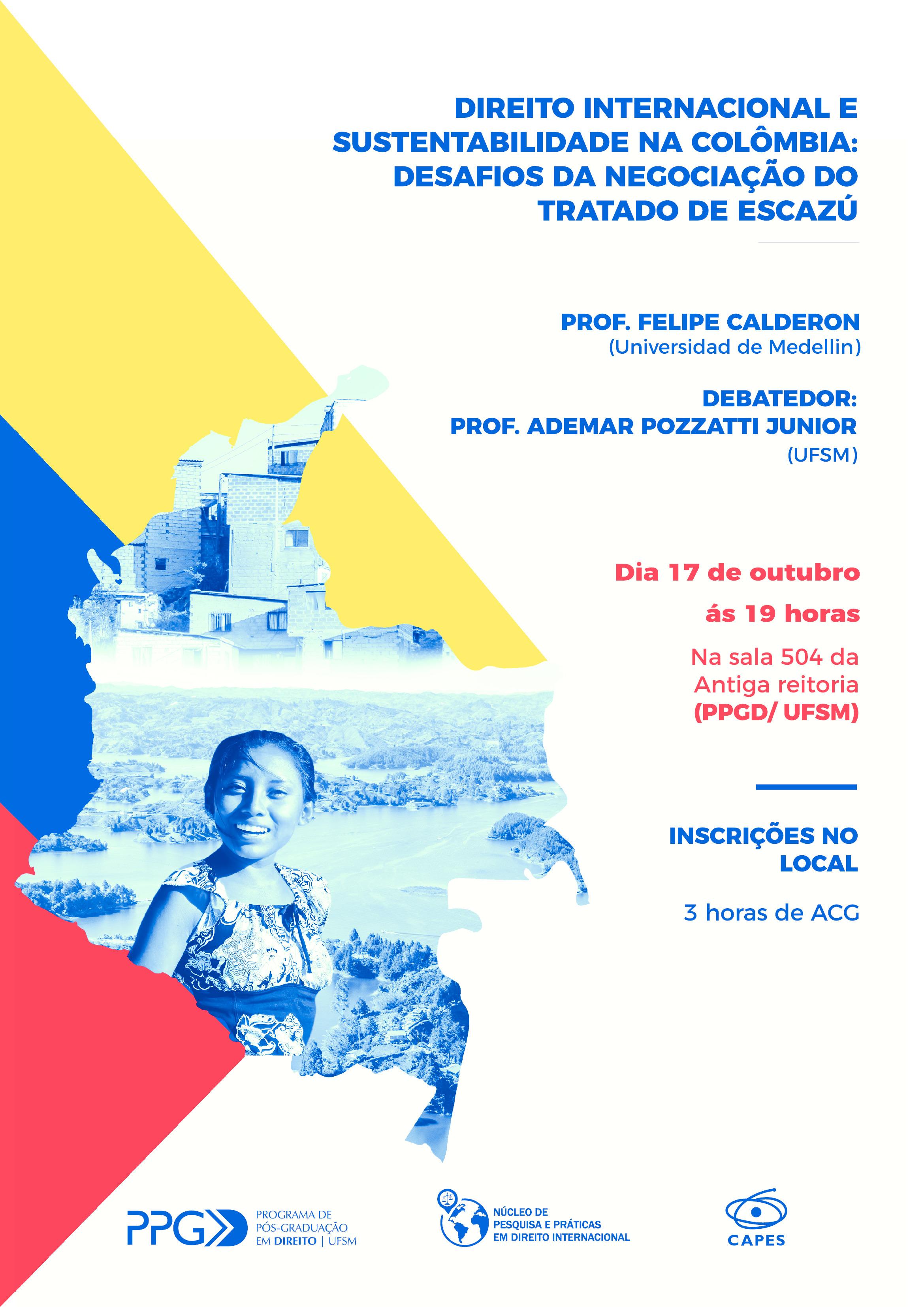 DIREITO INTERNACIONAL E SUSTENTABILIDADE NA COLOMBIA RGB