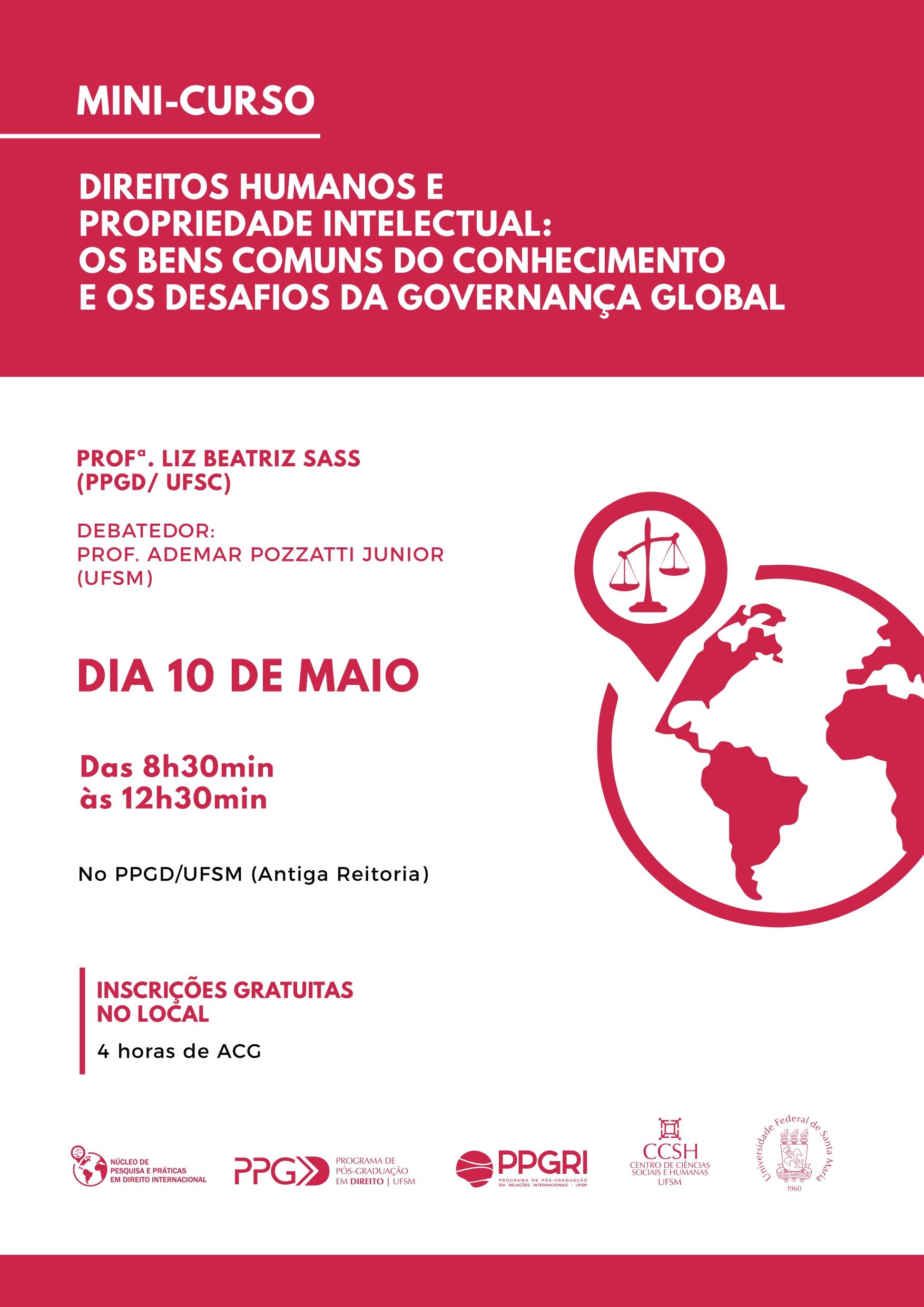 Cartaz Direito e Propriedade Intelectual page 0001