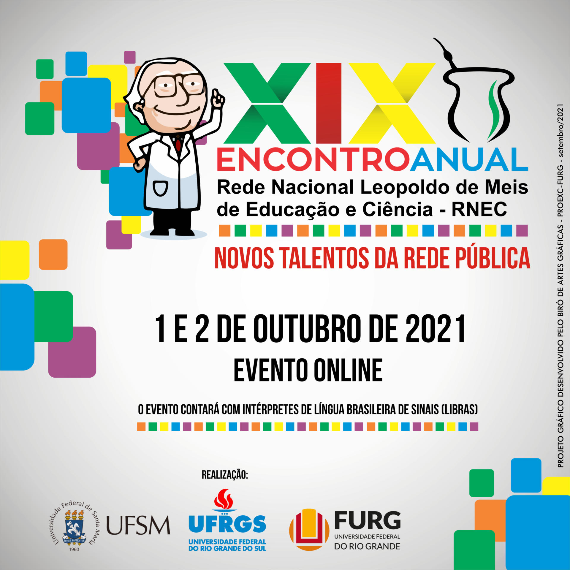 XIX ENCONTRO ANUAL - Rede Leopoldo de Meis