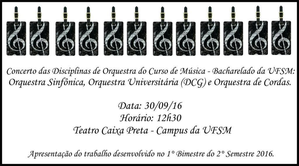 orquestra caixa preta