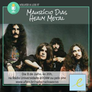 Volver A Los 17 - 09-07 Heavy Metal