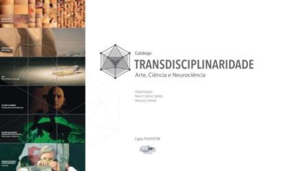 capa catalogo transdisciplinaridade