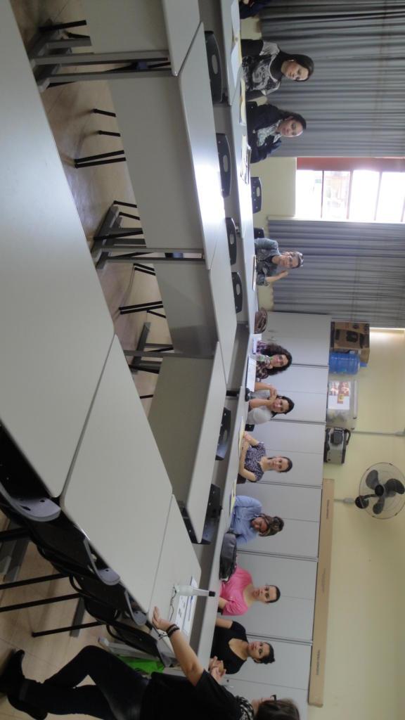 Oficina do Laboratorio de Linguas e Ensino