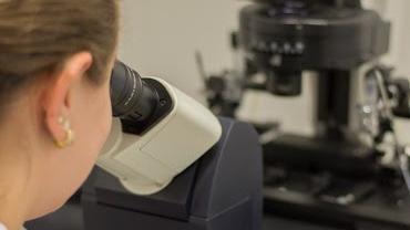 Microscópio de Fluorescência LEICA DMI 4000B