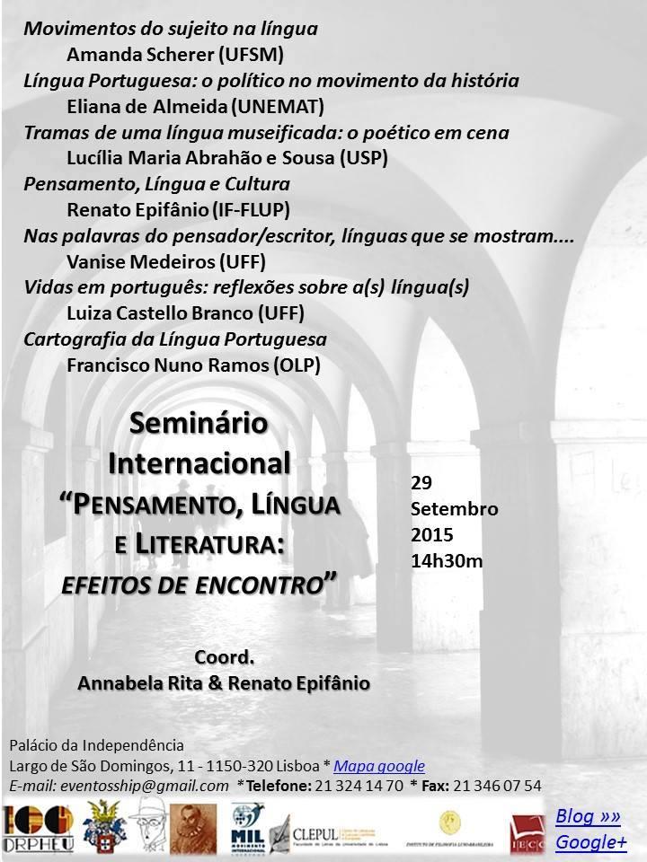 Evento Lisboa