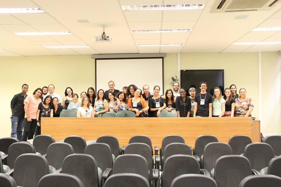 Encontro entre Laboratórios na USP - Ribeirão Preto