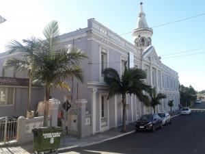Vista Frontal - UFSM/Silveira Martins