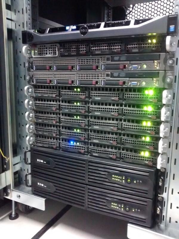 servidor calc