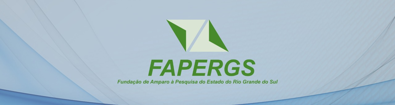 Logo da FAPERGS