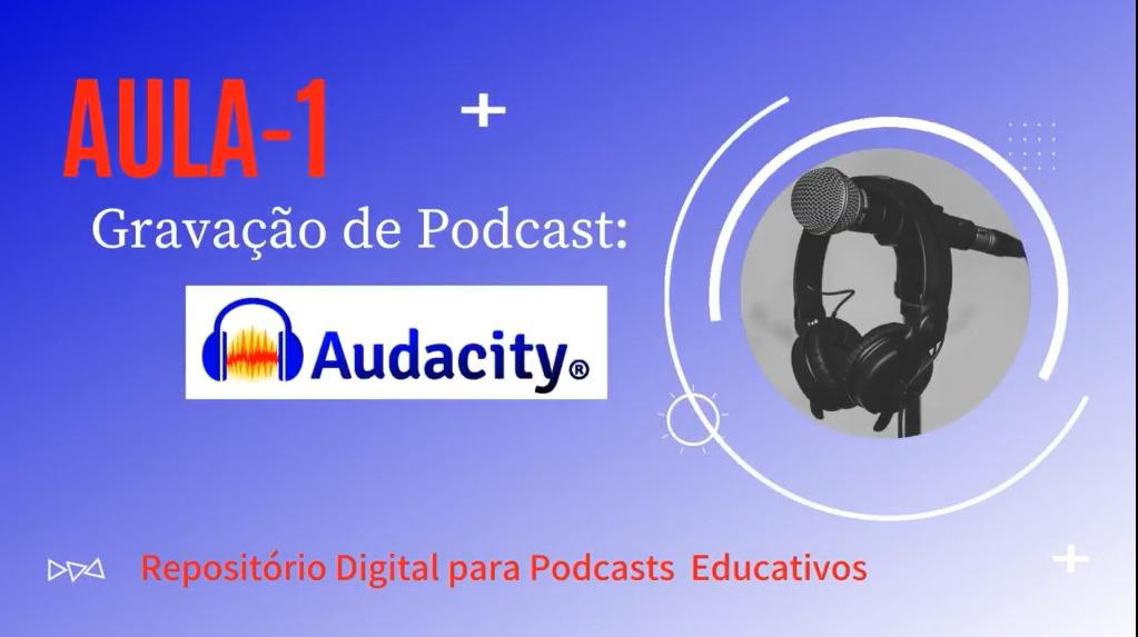 Audacity aula 1