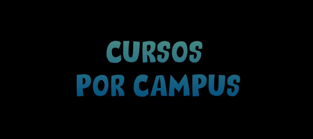 Curso por Campus